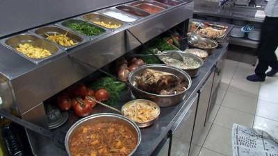 Milli yemekler 'fast food'a karşı