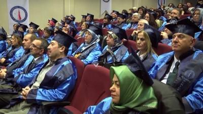 Olgun Gençler Üniversitesi'nde mezuniyet töreni - KÜTAHYA