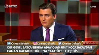 Osman Gökçek: Ben demiyorum Ümit Kocasakal diyor