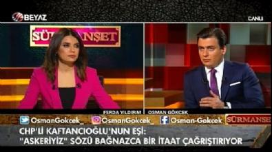 Osman Gökçek: CHP'liler Atatürk'ten vaz mı geçti?