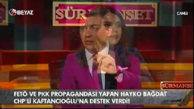 Osman Gökçek: FETÖ'cü Hayko Bağdat, Kaftancıoğlu'na destek verdi.