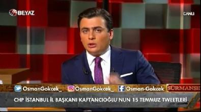 Osman Gökçek: Güneydoğu'de insanları PKK öldürdü, Kaftancıoğlu