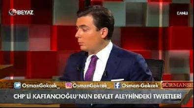 Osman Gökçek: Hanımefendi CHP'liler sizden utanıyordur