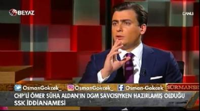 Osman Gökçek'ten Aldan'a zor soru: Kılıçdaroğlu'na neden sormadınız?