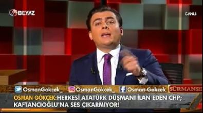 Osman Gökçek: Kobane'ye sponspor oluyordunuz...