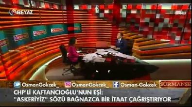 Osman Gökçek: Ne oldu Atatürkçülüğünüz?