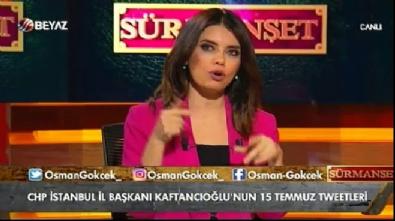 Osman Gökçek'ten Kaftancıoğlu'nun o tweetine sert tepki