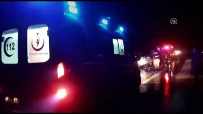 Osmaniye'de trafik kazası: 2 ölü, 3 yaralı
