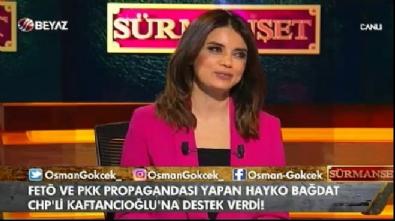 Osmann Gökçek: Figen Yüksekdağ, Kaftancıoğlu'na neden destek verir?