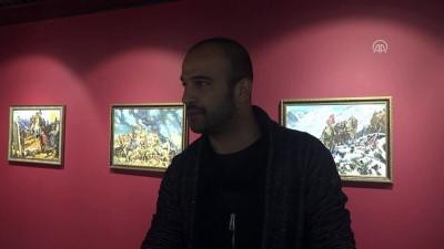 Rus ressamın gözünden 'Türkiye Tarihi' - GAZİANTEP
