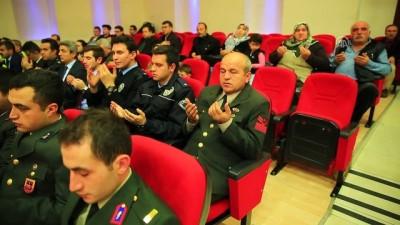 Samsun'da Devlet Övünç Madalyası töreni