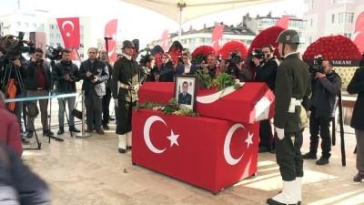 Şehit Hava Pilot Yüzbaşı Ali Şahin Odabaşı son yolculuğuna uğurlandı (2) - ORDU