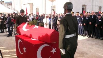 Şehit Hava Pilot Yüzbaşı Ali Şahin Odabaşı son yolculuğuna uğurlandı - ORDU