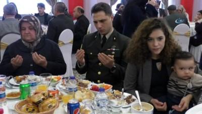 Şehit yakınları ve gazilere Devlet Övünç Madalyası ve Beratı verildi