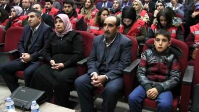 sivil toplum -  Siirt'te şehit yakınlarına 'Devlet Övünç Madalyası' verildi