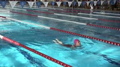 Türkiye Bedensel Engelliler Yüzme Şampiyonası - AKSARAY