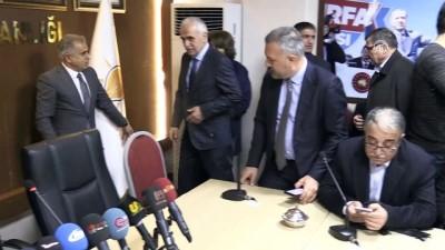 AK Parti Genel Başkan Yardımcısı Kaya - CHP İstanbul İl Başkanlığı'na Kaftancıoğlu'nun seçilmesi - ŞANLIURFA