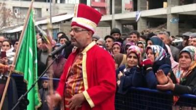 yurt disi -  Bakan Arslan Kağızman PTT Şubesi'nin açılışını yaptı