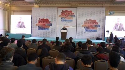 Bakan Numan Kurtulmuş: 'Milli kültürel bağımsızlık olmadan teknolojide bağımsızlık olmaz'