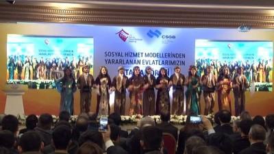 Bakan Sarıeroğlu: '2 bin 500 engellinin ataması mart ayında yapılacak'