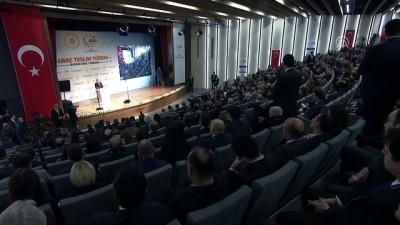 Başbakan Yardımcısı Akdağ - AFAD araç teslim töreni (1) - ANKARA