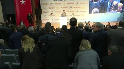 Başbakan Yıldırım: 'AFAD ilk sınavını 2011 Van depreminde verdi' - ANKARA