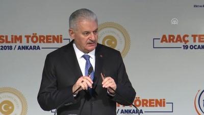 Başbakan Yıldırım: 'Hudutlarımız dışında da yeni terör alanları oluşuyor' - ANKARA