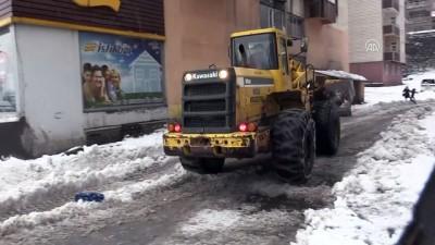 Doğu Anadolu'da kış - BİTLİS