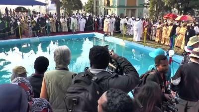 Etiyopyalı Ortodokslar Timkat Bayramı'nı kutluyor - ADDİS ABABA