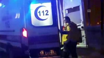 Hasta taşıyan ambulans tırla çarpıştı - SİVAS