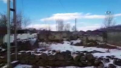 Iğdır'ın yüksek kesimlerine kar yağdı