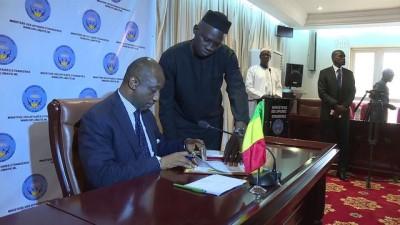 Kalkınma Bakanı Elvan Mali'de - BAMAKO