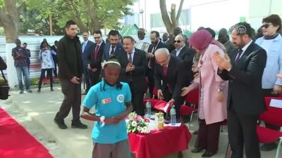 Kalkınma Bakanı Elvan Senegal'de Video