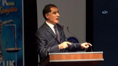 """sivil toplum -  Kamu Başdenetçisi Malkoç:""""Türkiye acı tecrübeleri yaşaya yaşaya geliyor"""""""