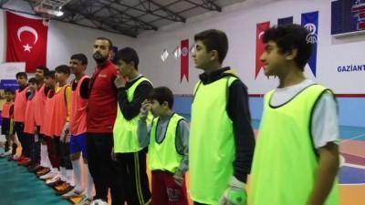 'Kardeşlik Futbol Turnuvası' - GAZİANTEP