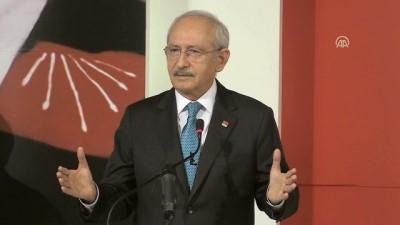 hukumet - Kılıçdaroğlu: 'OHAL yetkisi olmadan FETÖ ile mücadele edemiyorsanız sizin hükümetiniz tartışılır' - ANKARA