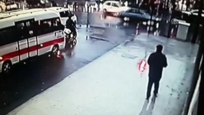 Mersin'deki SYDV Müdürüne yönelik saldırı kamerada