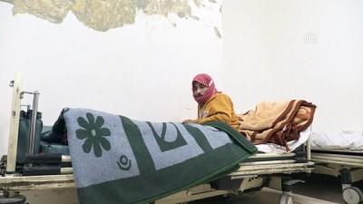 PYD/PKK, Afrin'den hastanelere top ateşi açtı: 12 yaralı - AZEZ Video