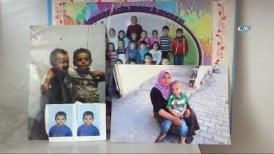 Reşadiyeli kayıp çocukların ailesinin hüzünlü karne günü