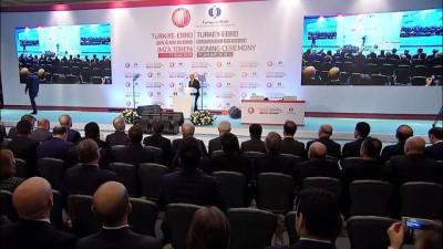 Şimşek: 'Şu anda EBRD yıllık kaynağının yüzde 18'ini Türkiye'de kullanıyor' - İSTANBUL