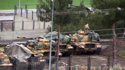 Suriye sınırına komando sevkiyatı (2) - HATAY