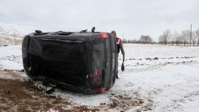 Trafik kazası: 7 yaralı - SİVAS
