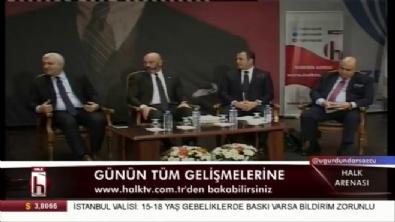 Tuncay Özkan: Afrin Operasyonuyla bir şey elde edemeyiz