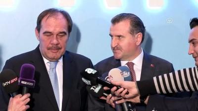hukumet - Türkiye'nin EURO 2024 adaylığı - İSTANBUL