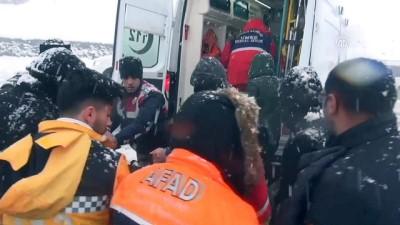 Yolcu otobüsü devrildi: 6 ölü, 29 yaralı (3) - MUŞ