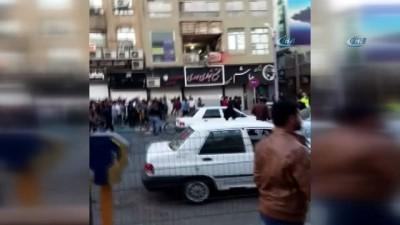 Ahwaz'da Protestolar Sürüyor
