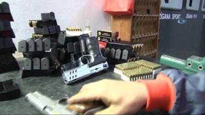 Araç bakım değil silah bakım servisi