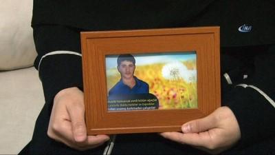 Faillerden biri bugün yakalanmıştı... 6-8 Ekim'de öldürülen Yasin Börü'nün annesi İHA'ya konuştu