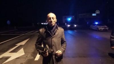 Jandarmadan muhabire 'anons' dersi - SAKARYA