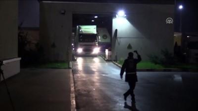 Kapıkule'de uyuşturucu operasyonu - EDİRNE